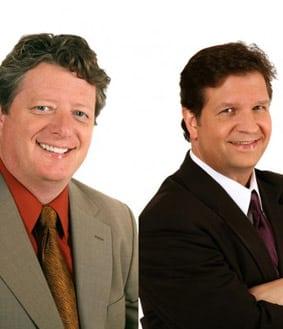 Gary and Eric
